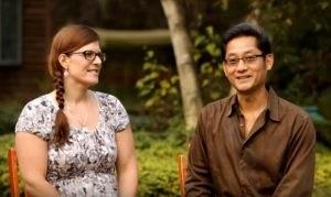 Bruce and Sarah Ha